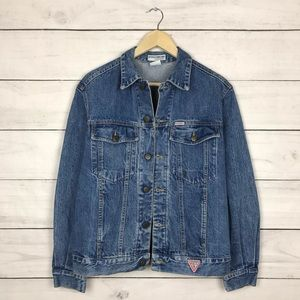 Vintage 1980s Guess Denim Jacket